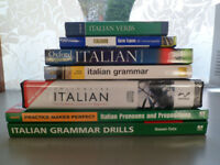 Italian Beginners book set