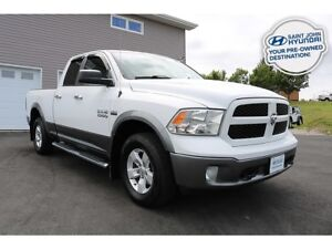 2013 Ram 1500 Outdoorsman! 4X4! Hemi! $193 BI-WEEKLY!