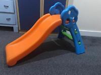 Kids slide. Brand new