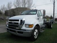 2009 Ford F-650 chassis cab - diesel