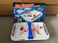 Air hockey game brand new