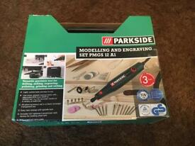 Modelling and Engraving set PMGs 12 A1