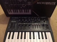 Arturia Microbrute Analog Synth (boxed)