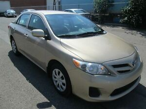 2011 Toyota Corolla CE**AUTOMATIC**CERTIFIED**3 YEARS WARRANTY