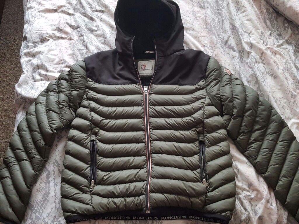 Moncler mens jacket for sale!