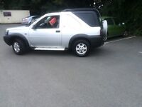 Freelander 12 months m.o.t lots of money spent over the last 4 years slight synchromesh in second