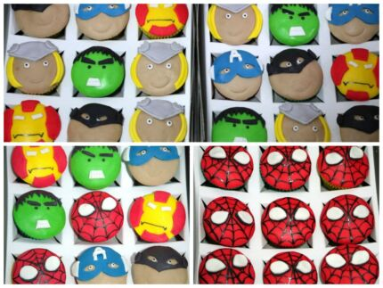 ... cupcakes and edible toppers!!! Rockingham Rockingham Area Preview