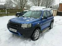 *LEFT HAND DRIVE*LAND ROVER FREELANDER*LHD*4X4