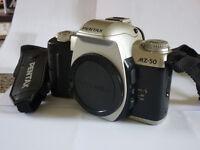 Pentax MZ-50 SLR Camera Body - no lens