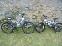 Dunlop Mountain Bikes
