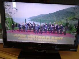 Alba TV/Dvd Combined 15 1\2 inch screen