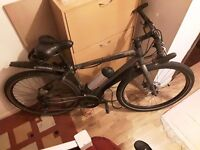 Electric bike 23mph German puncture resistant Schwalbe tyres