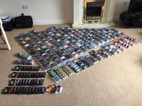 Hotwheels Job Lot Collection - 500+ LOTS OF RARE MODELS Hot Wheels