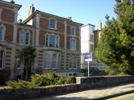 Two bed top floor Clifton Flat w/garage for rent, BS8 3ES