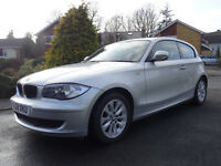 BMW 1 Series | 2009 | 2.0 L | 1 year MOT included - MUST SEE!!!