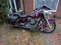 Harley Davidson FLHR 1600cc