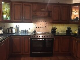 Used Belling DB 90 Electric Cooker