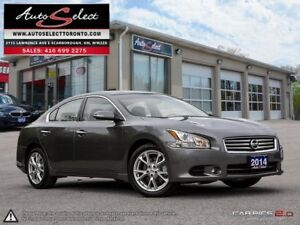 2014 Nissan Maxima ONLY 89K! **BACK-UP CAMERA** CLEAN CARPROOF