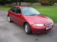 Rover 214 Si 103PS , forerunner to Rover 25