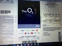 Ariana Grande Ticket 25th May 02