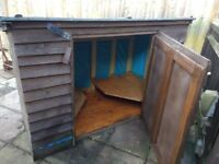 Small Garden Shed £25