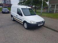 Vauxhall combo full year mot full service