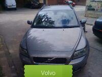 Volvo V50 diesel estate 2004