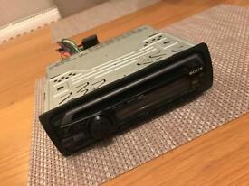 Sony CD / Aux Car Stereo