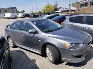 2012 Mitsubishi Lancer MANUAL!LOADED!FULLY CERTIFIED@NO EXTRA CH