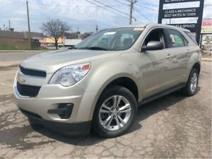 2013 Chevrolet Equinox LS GREAT VALUE!! SUPER CLEAN !!