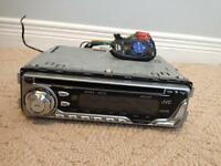 Car Stereo - JVC KD-G310 CD/MP3 Player with remote control