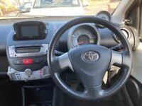 Toyota, AYGO, Hatchback, 2013, Manual, 998 (cc), 5 doors