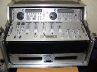 KAM AUDIO PRO 500 mixer & KAM KCD 1000CDG