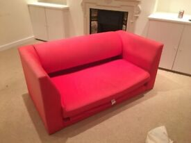 Free Red Sofa Bed