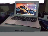 MacBook Air 11-inch new condition i5 intel processor