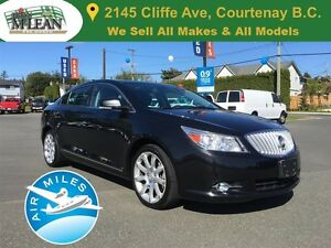 2011 Buick LaCrosse CXS Leather Seats Sunroof Bluetooth