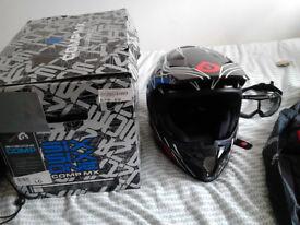SIXSIXONE Comp mix Large youth helmet