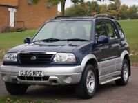 SUZUKI GRAND VITARA AUTOMATIC LOW MILEAGE 46,OOO LONG M.O.T EXCELLENT CONDITON