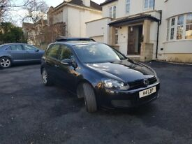 VW Golf 1.4 2010 Mileage 37k sold with private plate, Drives like new, immaculate condition for year