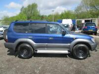 TOYOTA LAND CRUISER COLORADO 3.0 D4-D VX 5dr Auto (blue) 2001