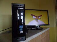Inexpensive Lenovo m330 Intel core i3 2100 tower