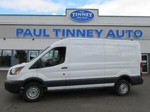 2016 Ford Transit 250 Van Med. Roof w/Sliding Pass. 148-in. WB Peterborough Peterborough Area image 1