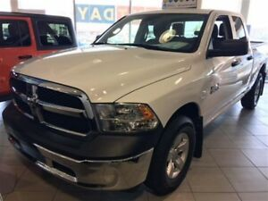 2017 Ram 1500 ST (140.5 WB 64 Box) Only 90 KM!! Save Thousands!!