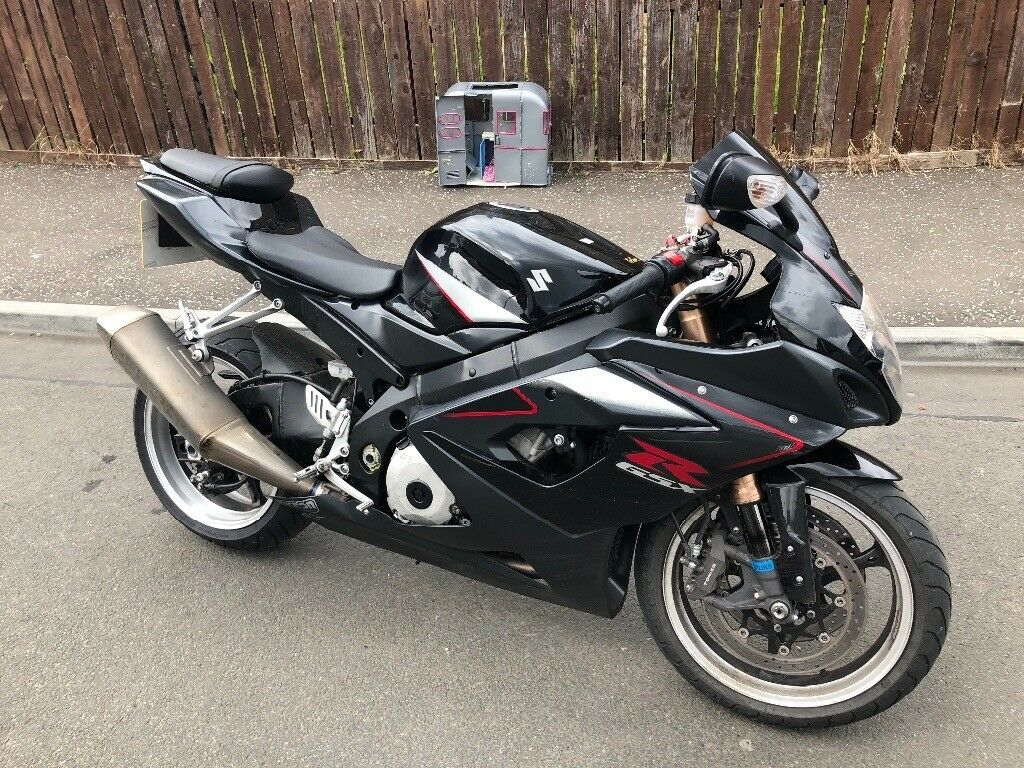 suzuki gsxr 1000 2006 may swap px in silverknowes edinburgh gumtree. Black Bedroom Furniture Sets. Home Design Ideas
