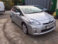 2011 TOYOTA PRIUS VVTI CVT, 1 OWNER 32200 GENUINE MILES,IDEAL FOR TAXI £500 DEPOSIT £250 X 48 MONTHS