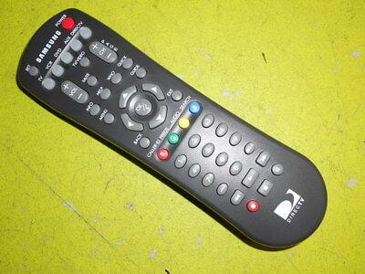 Samsung DirecTV A106 Universal Satellite Receiver Remote Control VGUC