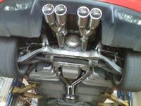 Custom Exhaust & Repairs-Stainless-Aluminized -Professional Work