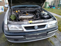 Vauxhall Cavalier 2.0ltr 16v GLS Silver Grey Spare/Repair Some Parts Inc £300 ono