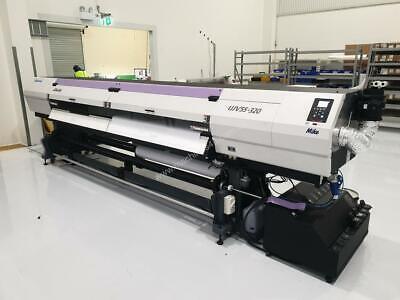 Mimaki Ujv55-320 Led Uv Large Format Printer