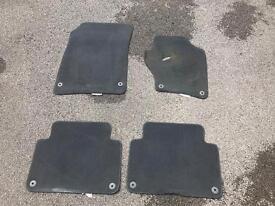 Audi Q7 mats